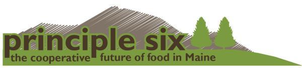 Principle Six: The Cooperative Future of Food in Maine @ Viles Arboretum | Augusta | Maine | United States
